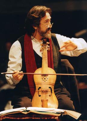 Jordi Savall. Kuva: Aaron Concert Artists