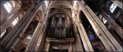 Saint-Eustachen urut. Kuva: Arnaud Frich