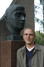 Joachim F.W. Schneider. Kuva: Heikki Y. Rissanen