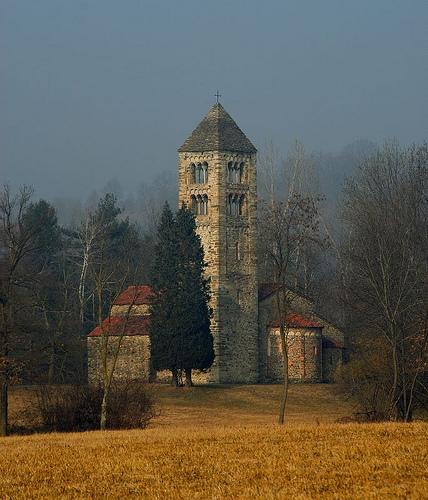Magnanon San Secondo -kirkko. Kuva: Carlo Natale.