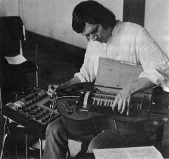 Péter Eötvös kultaisella 60-luvulla