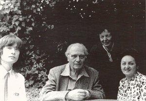 Kent Nagano, Messiaen ja Jeanne ja Yvonne Loriod