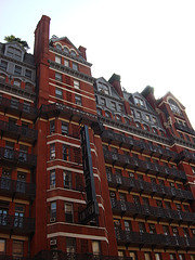 Hotel Chelsea, West 23rd St., New York