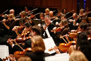 London Philharmonic Orchestra. Kuva: Benjamin Ealovega