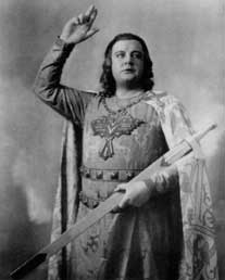 Lauritz Melchior Lohengrininä vuonna 1927