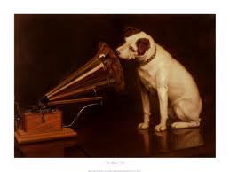 Francis Barraud: His Masters voice