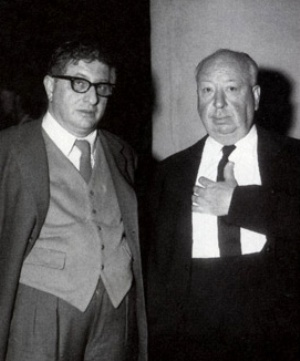 Herrmann & Hitchcock (Bernard Herrmann Society)