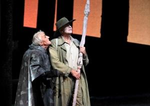 Siegfridin kantavat voimat, Alberich ja Wotan (Heikki Tuuli)