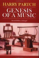 Partchin teos Genesis of a Music.