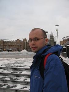Pianisti Kiril Kozlovsky ja talvinen matka.