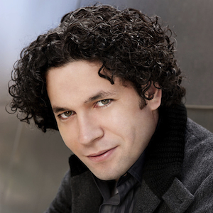 Gustavo Dudamel (kuva Richard Reinsdorf)