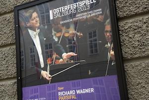 Dresdenin Staatskapelle ja Christian Thielemann valloittivat Salzburgin. Kuva: Matthias Creutziger