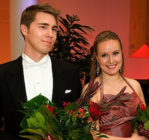 Aarne Pelkonen, Eeva Hartemaa (kuva: Ari Nakari)