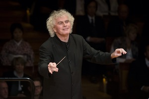 Sir Simon Rattle (kuva: Stephan Rabold)