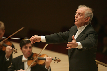 Daniel Barenboim (kuva: Chris Lee)