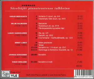 Fuga-9154 CD-takakansi