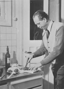 Rolf Bergroth kotonaan