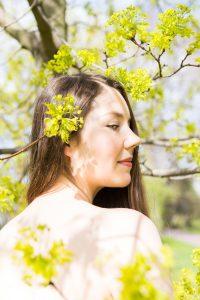 Katariina Heikkila. Kuva © Maria Jain.
