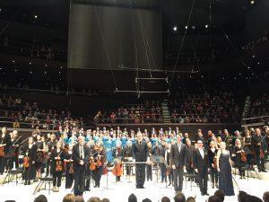 Haydnin Vuodenajat-oratorio soi perjantaina Musiikkitalossa Hannu Linnun johdolla. Kuva © Jari Kallio.