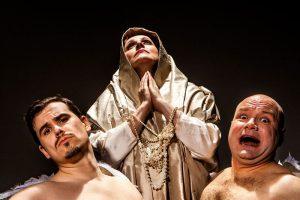The Fabulous Bäckström Brothers - Messias. Kuva © Alejandro Lorenzo