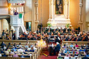 Helsinki Sinfonietta & Leif Segerstam. Kuva © Mylène Meursault.