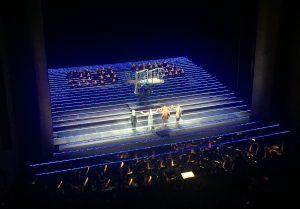 Susanna Mälkki, Susanne Phillips, Eric Owens, Tamara Mumford sekä Metin orkesteri ja kuoro Saariahon huikean L'Amour de Loinin jälkeen New Yorkissa