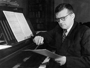 Dmitri Shostakovitsh
