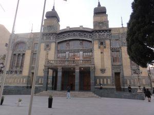 Bakun opperatalo vuodelta 1910