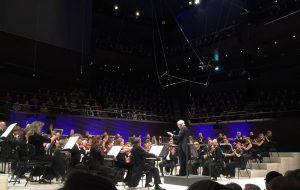 Herbert Blomstedt, RSO ja unohtumaton Sibeliuksen neljäs sinfonia. Kuva © Jari Kallio.