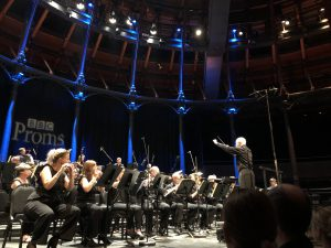 London sinfonietta ja Messiaenin Et exspecto resurrectionem mortuorum. Kuva © Jari Kallio.
