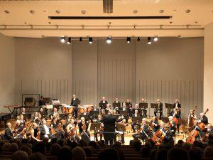 Joensuun kaupunginorkesteri ja Atso Almila Carelia-salissa torstaina