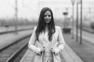 Cecilia Damström. Photo © Marthe Veian