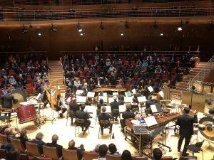 Daniel Barenboim, Matthias Pintscher ja Boulez Ensemble. Kuva: Jari Kallio