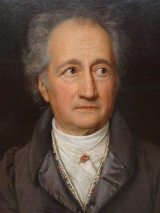 J. W. von Goethe