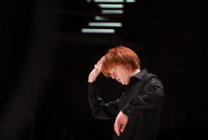 Ensemble intercontemporain, Enno Poppe, Gilles Durot.Kuva © Maarit Kytöharju / Musica nova Helsinki