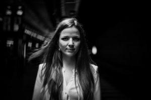 Cecilia Damström. Kuva © Marthe Veian