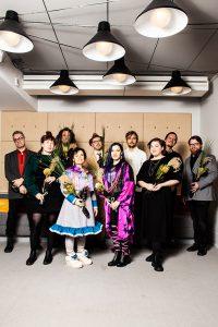Teosto-ehdokkaat. Kuva © AJ Savolainen