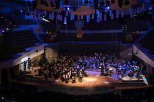 Johannes-passio Philharmoniessa. Kuva: Stephan Rabold