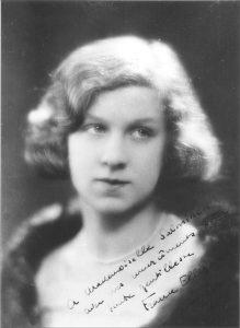 France Ellegaard v. 1934