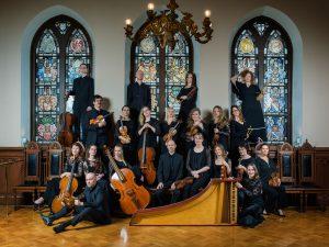 Suomalainen barokkiorkesteri FiBO. Kuva © Juuso Westerlund