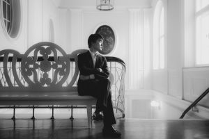 Pianisti Seong-Jin Cho. Kuva: Holger Hage