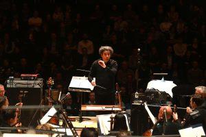 Gustavo Dudamel ja LA Phil Barbicanissa. Kuva: Mark Allan / Barbican