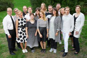 Utopia Chamber Choir. Kuva © Kimmo Räisänen