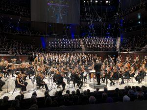 Berliozin Faustin tuomio Musiikkitalossa perjantaina. Kuva: Jari Kallio