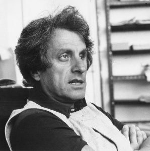 Iannis Xenakis. Kuva © The Friends of Xenakis