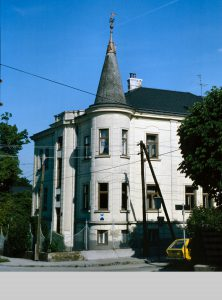 Schönberg-Haus Wienin Mödlingissä