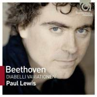 Paul Lewis, Diabelli-muunnelmat